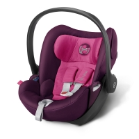 Siège Auto CLOUD Q Confort Mystic Pink - Violet
