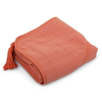 SYBEL cape de bain en mousseline - Cèdre
