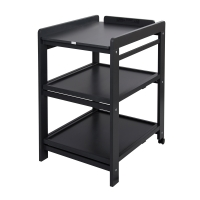Table à langer Comfort avec roues - Moon shadow