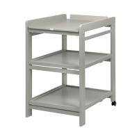 Table à langer Comfort avec roues - Grisato