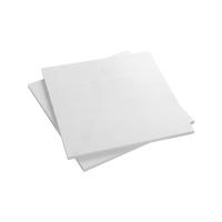 2 tablettes pour armoire - Blanc