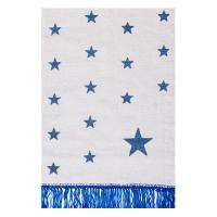 Tapis Etoiles - Gris/Bleu