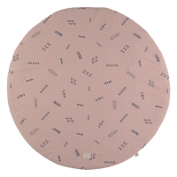 Tapis de jeux Full Moon secrets Elements - Vieux rose