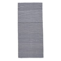 Tapis Function 90x200 - Noir/Blanc