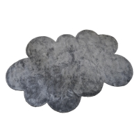 Tapis Nuage poils courts - Anthracite