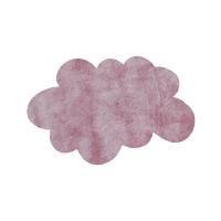Tapis Nuage poils courts - Mauve grisé