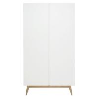 Armoire 2 portes Trendy - Blanc