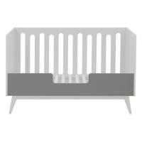 Barrière pour lit bébé canapé Trendy 70 x 140 - Griffin grey