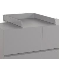 Extension plan à langer pour commode Trendy - Griffin grey