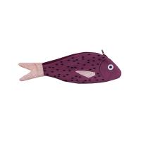 Trousse Goldfish - Bordeaux