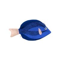 Trousse Surgeonfish - Indigo