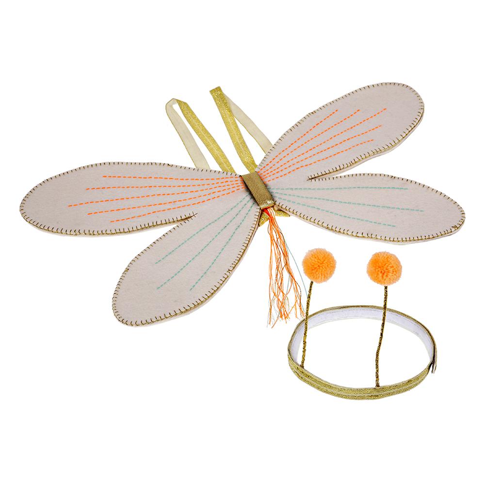 Kit De D Guisement Papillon Meri Meri Pour Chambre Enfant