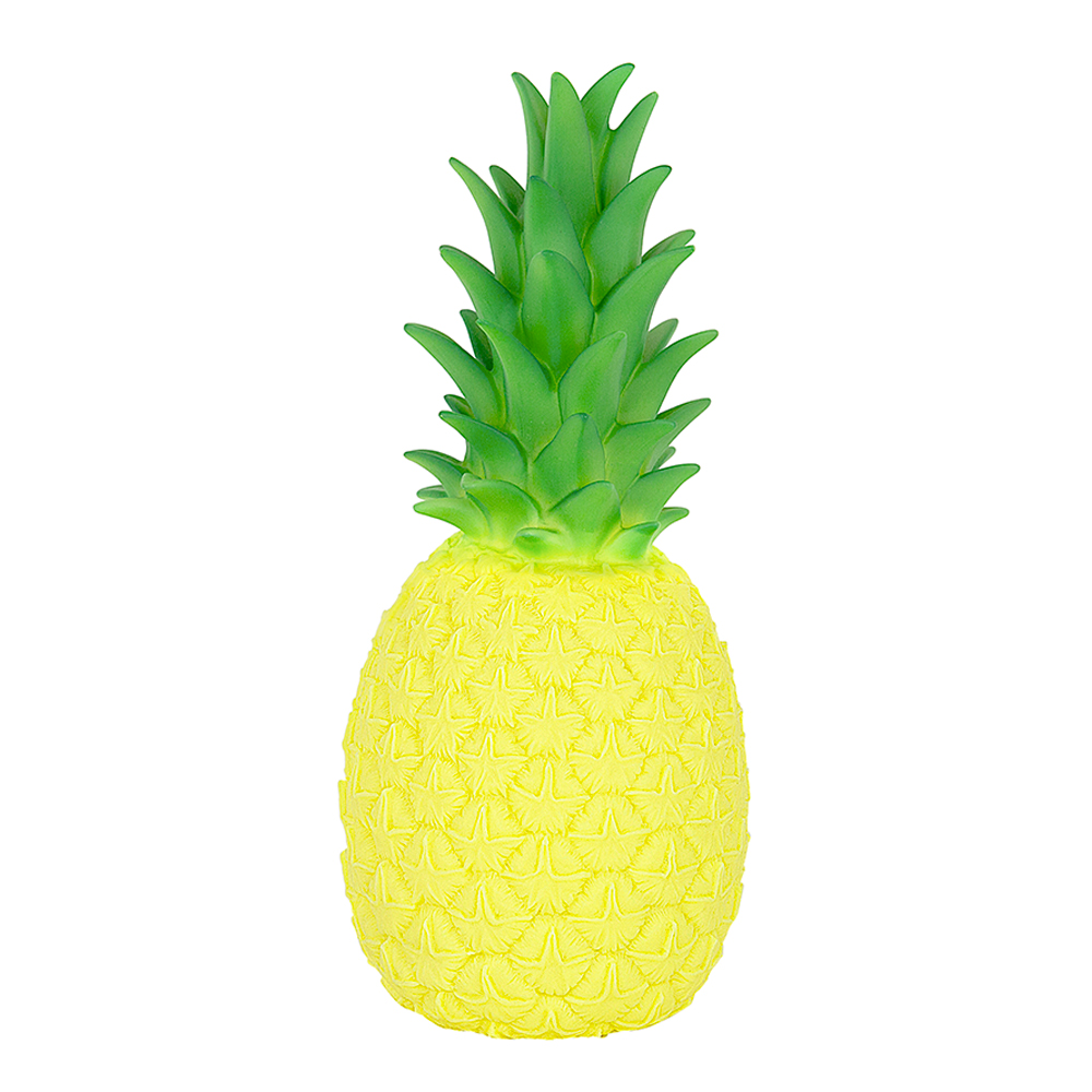 lampe veilleuse ananas jaune vert goodnight light pour. Black Bedroom Furniture Sets. Home Design Ideas