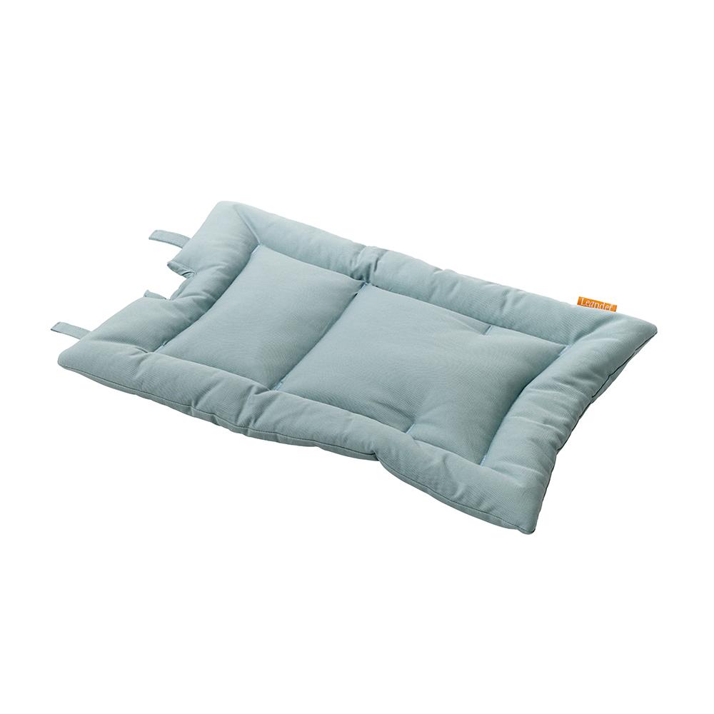 coussin chaise haute leander bleu p le leander pour chambre enfant les enfants du design. Black Bedroom Furniture Sets. Home Design Ideas