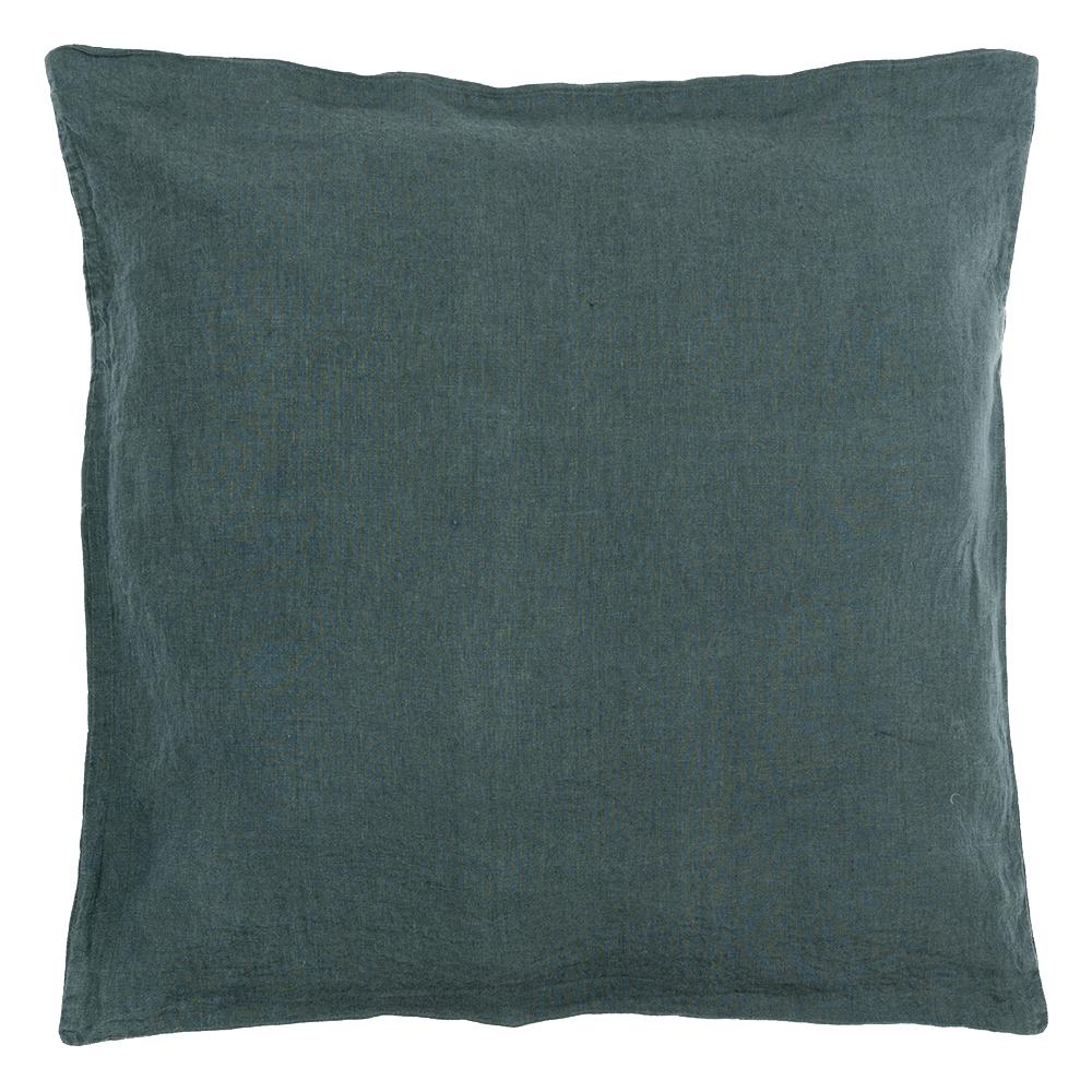 taie d 39 oreiller en lin cedre linge particulier pour chambre enfant les enfants du design. Black Bedroom Furniture Sets. Home Design Ideas