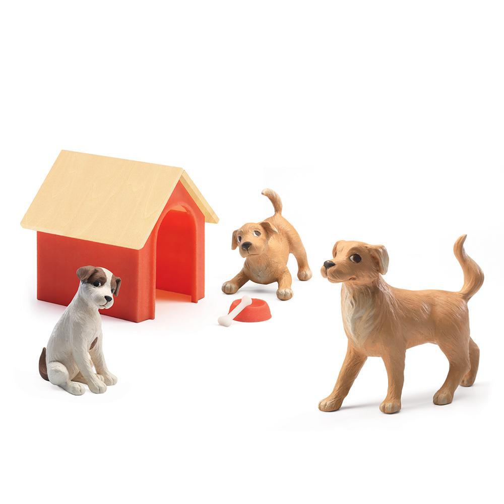 Les chiens djeco pour chambre enfant les enfants du design - Les enfants du design ...