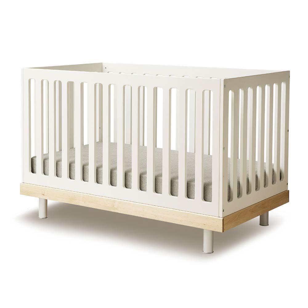 lit b b volutif classic bouleau oeuf nyc pour chambre enfant les enfants du design. Black Bedroom Furniture Sets. Home Design Ideas