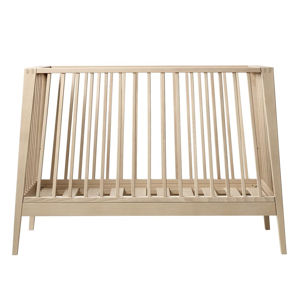 lit b b linea leander h tre leander pour chambre enfant les enfants du design. Black Bedroom Furniture Sets. Home Design Ideas