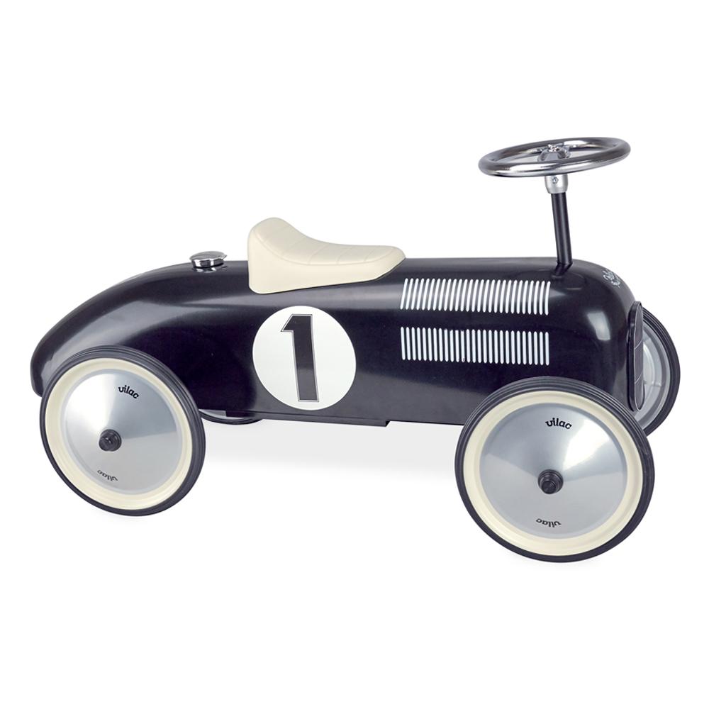 Voiture Enfant Vintage : porteur voiture vintage noir vilac pour chambre enfant ~ Teatrodelosmanantiales.com Idées de Décoration