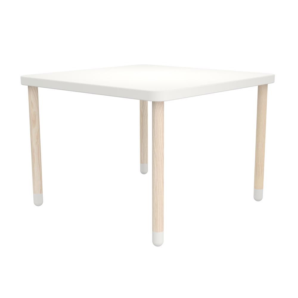 Table de jeux blanc flexa play pour chambre enfant les enfants du design - Table de jeux pour enfant ...
