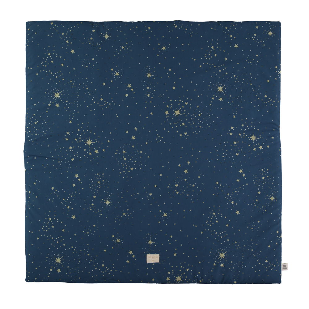 tapis colorado stella elements pour tipis bleu marine nobodinoz pour chambre enfant les. Black Bedroom Furniture Sets. Home Design Ideas