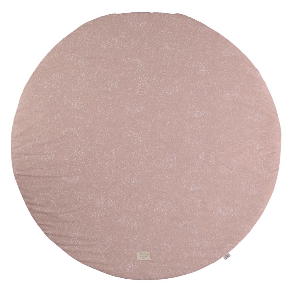 tapis de jeux full moon bubble elements vieux rose. Black Bedroom Furniture Sets. Home Design Ideas