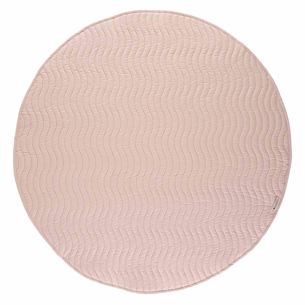 tapis kiowa pure line rose poudr nobodinoz pour chambre enfant les enfants du design. Black Bedroom Furniture Sets. Home Design Ideas