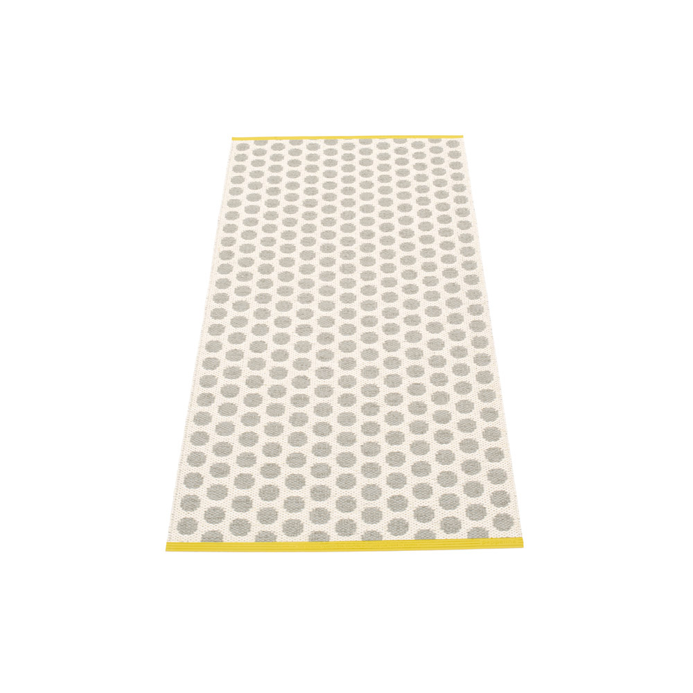 tapis noa gris clair pappelina pour chambre enfant les enfants du design. Black Bedroom Furniture Sets. Home Design Ideas
