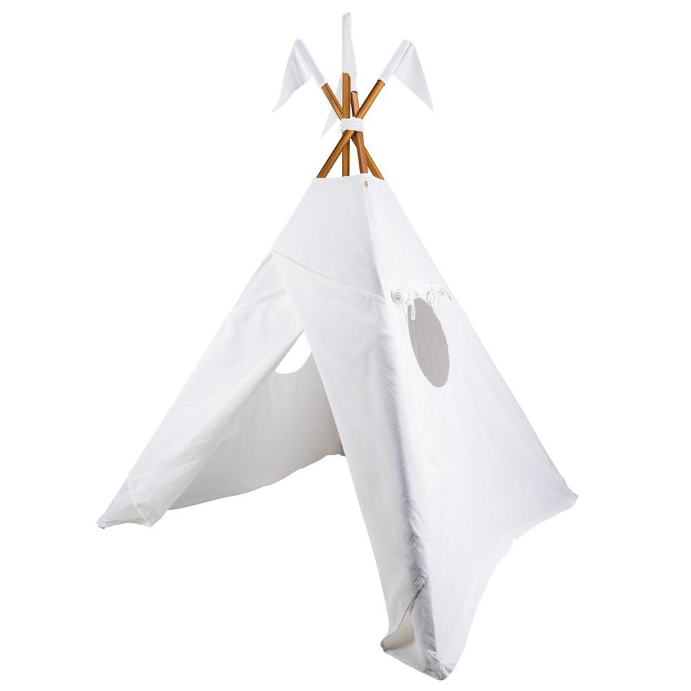 tipi blanc num ro 74 pour chambre enfant les enfants du design. Black Bedroom Furniture Sets. Home Design Ideas