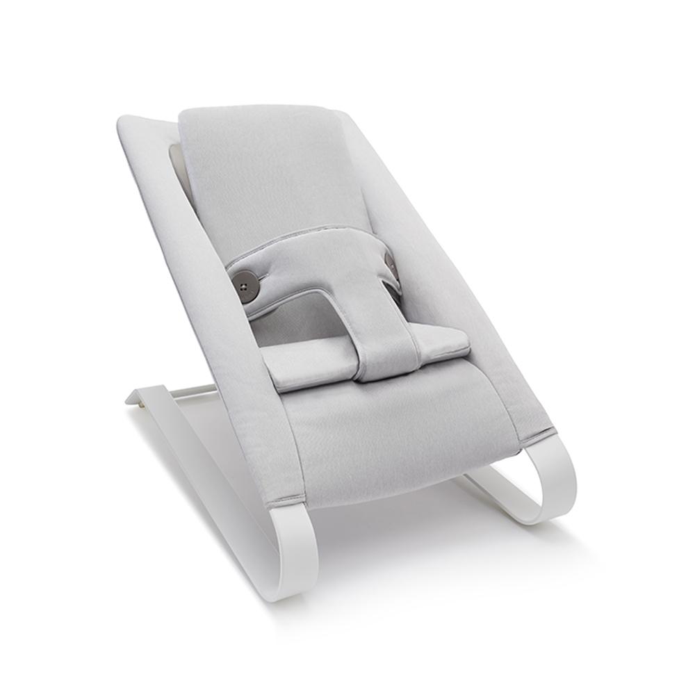 transat bamboo gris clair bombol pour chambre enfant les enfants du design. Black Bedroom Furniture Sets. Home Design Ideas