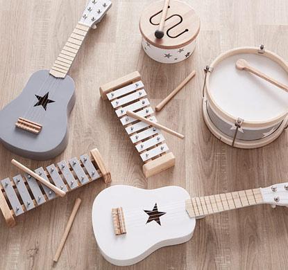 Instruments et jouets musicaux