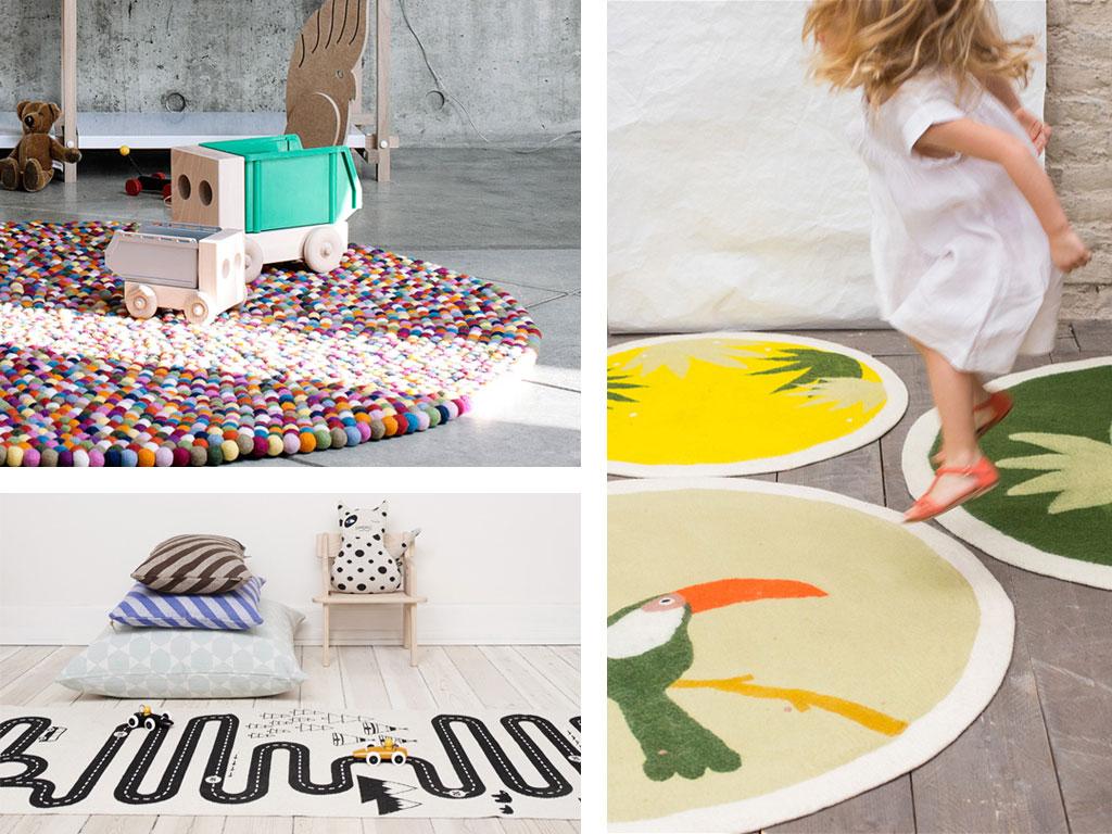 tapis enfant design bien choisir guide d co de la chambre enfant. Black Bedroom Furniture Sets. Home Design Ideas