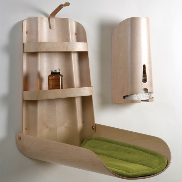 table langer murale nathi bybo design naturel bybo design pour chambre enfant les enfants. Black Bedroom Furniture Sets. Home Design Ideas